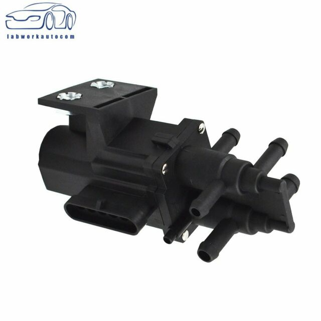 6 Port Fuel Gas Dual Tank Selector Valve Chevy Dodge Ford GM Pickup Truck 42-159