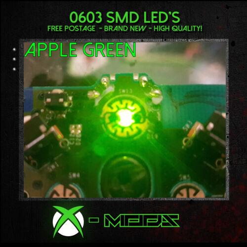 0603 SMD LED/'s Rosa-Añadir al carro de compras 3 = 1 Gratis Blanco Azul Amarillo Verde Rojo
