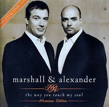 Marshall & Alexander: the Way You Touch My Soul/CD + DVD (Premium Edition)
