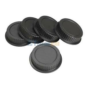 5Pcs-Rear-Plastic-Lens-Cap-Dust-Cover-for-Canon-EF-ES-S-EOS-Series-Lens-Black-Y