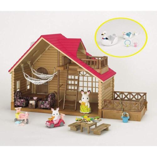 Sylvanian Families FAMILY COTTAGE GIFT SET ToysRus Japan Calico Critters