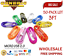 miniature 3 - 50X Wholesale Lot Micro USB 2.0 Charging Cable Data Sync For Android Samsung LG