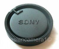 Rear Lens Cap For Sony Alpha Dslr-a100k Dslr-a300k A900 Camera Twist-on