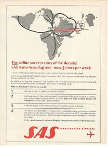 1969-Original-Publicite-039-Advertising-SAS-Scandinavian-Airlines-Success-Story