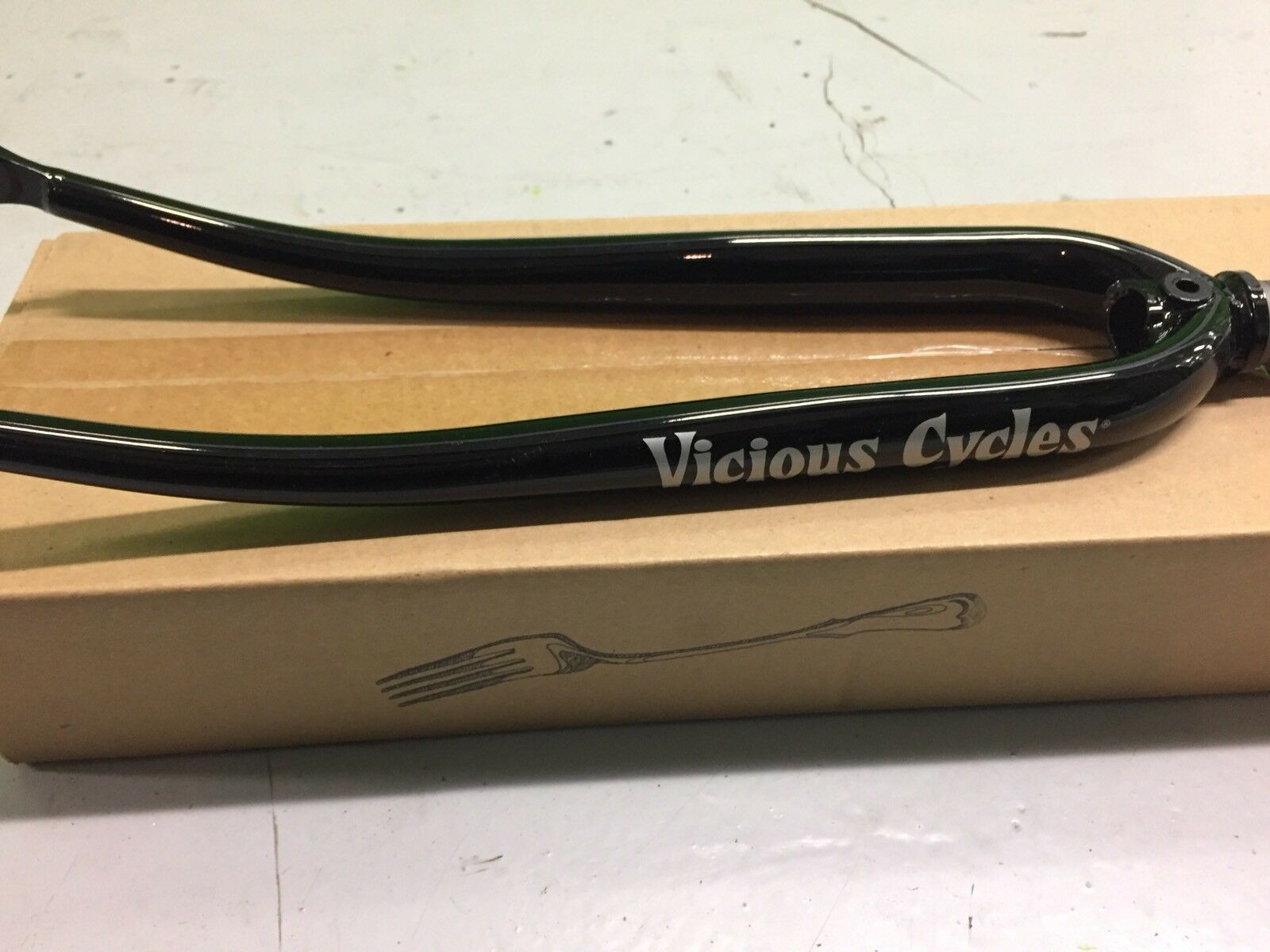 New Road Vicious Cycles Fork
