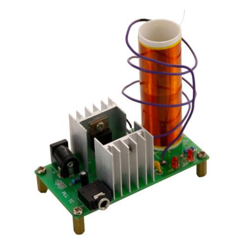 Tesla Coil Platine Diy Kit Arc Feuerzeug Diy Electronic Kit Teile