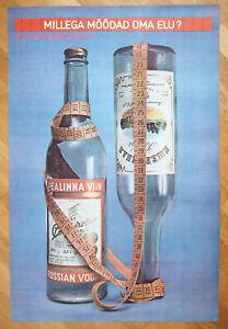 1980s-Soviet-Russian-Stolichnaya-Vodka-Anti-Alcoholism-Propaganda-vintage-Poster