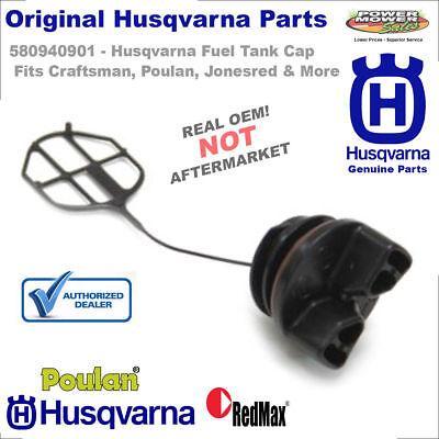 Husqvarna Fuel Cap Assy Part # 580940901