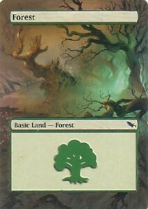 Foret-alteree-Altered-Forest-Catherine-Chandler-Magic-mtg