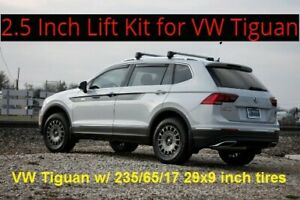 Lift Kit for VW Tiguan 2009-2017 Two Inch Suspension Spacers Coils