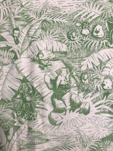 Jungle Babies Fabric By Patty Reed Designs BTY