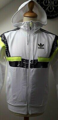 Bnwt Superstar Adidas br8 Superstar Style Track Top Jacke