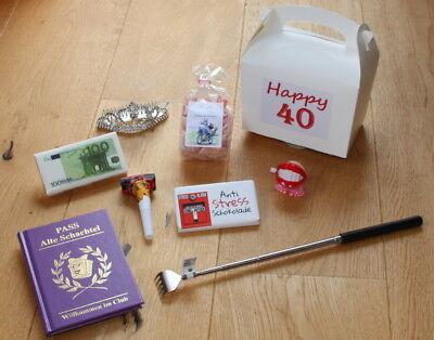 40 Geburtstag Geschenk Frau Ideen Geburtstagsgeschenk Geschenke Mama Frauen Fun Ebay