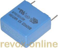 Entstörkondensator 470 nF MKP X2 305 V~ RM 15 mm 0,47 µF EPCOS RM 15 mm