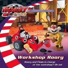 Roary the Racing Car - Workshop Roary Very Good Paperback Book