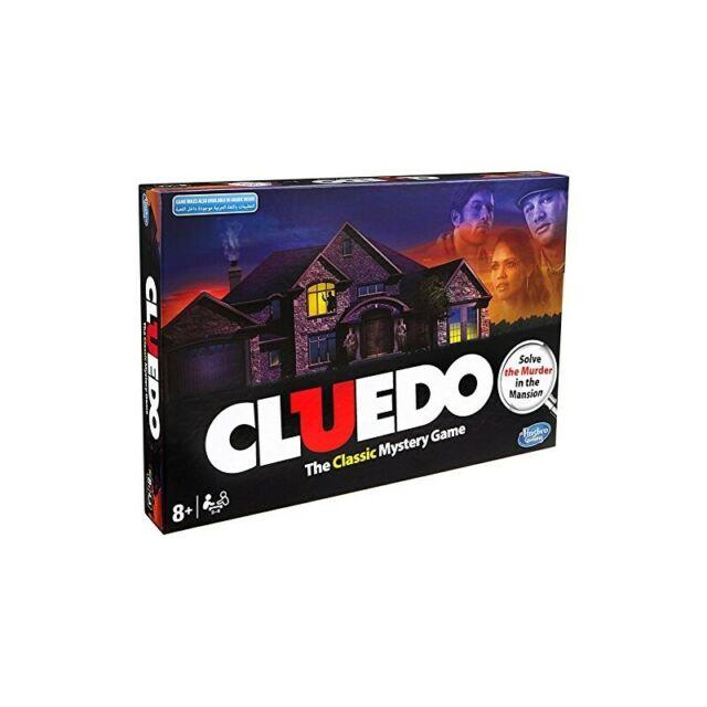 Cluedo Refresh Hasbro 38712456