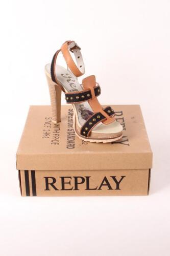 Damenschuhe von Replay Damen Schuhe REPLAY RP420002T ADELINE