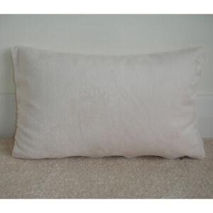 Tempur Travel Pillow Cover Cream Fleece