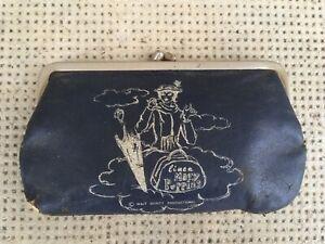 Porte Monnaie Mary Poppins Publicité Linea ? Walt Disney Production Vintage