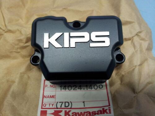 Resonator Cover 14024-1400 NOS Kawasaki KX125 E 1987 L.H