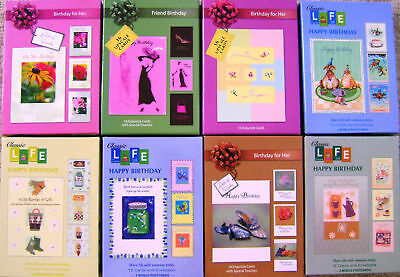 Lawson Falle Boxed Birthday Cards