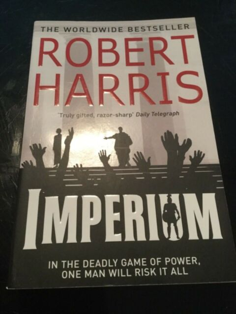 Imperium by Robert Harris Very good condition.