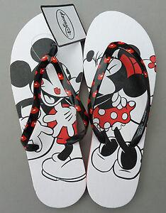 NEU Disney Minnie Mouse ️ Mickey Mouse Damen Flip Flops Zehentrenner S 36-37 - Essen, Deutschland - NEU Disney Minnie Mouse ️ Mickey Mouse Damen Flip Flops Zehentrenner S 36-37 - Essen, Deutschland