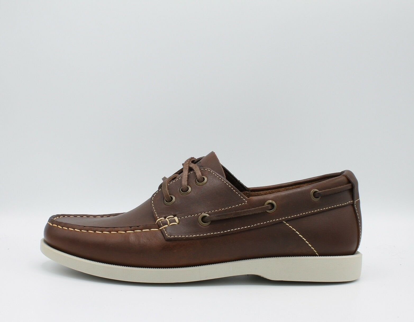 IGI & CO. UIO 1112722 men's shoes model by boat with laces leather leather