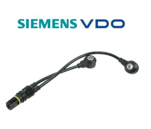 For BMW E36 323i 328i M3 B32 E39i 528i Z3 Ignition Knock Sensor OEM Siemens VDO