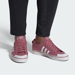 Adidas-Originals-Nizza-Men-s-Size-12-Tramar-Skate-Sneakers-Canvas-Shoes