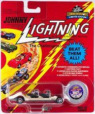 Johnny Lightning Triple Threat White Lightning 1995 MOC