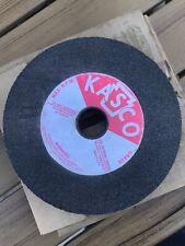 "A63 NIB T-6 #904280 Kasco Straight Side Grinding Cup Wheel 6/"" x 2/"" x 5//8-11"