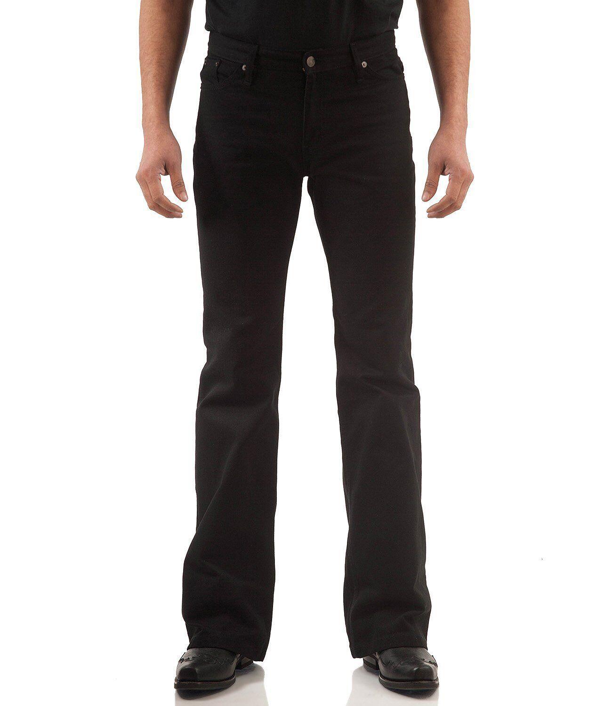 avvio Cut anca stile pantaloni nero Nero nero (W3D)