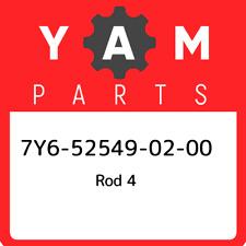 7Y6-52549-02-00 Yamaha Rod 4 7Y6525490200 New Genuine OEM Part