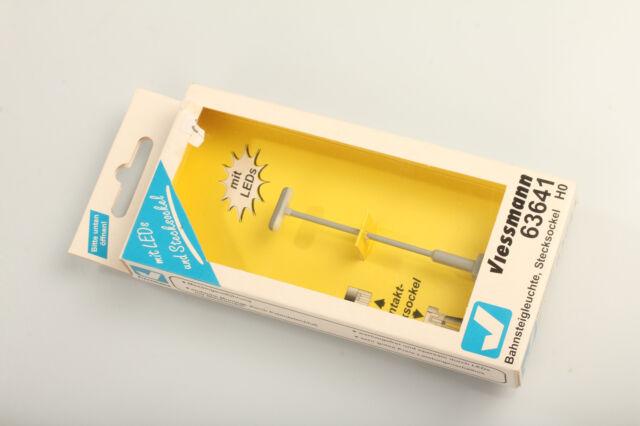 Viessmann H0 63641 Plate-Forme de la Lumière Led Schrankvorrat 23 Éviter Jamais