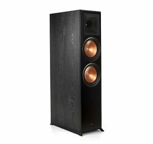 Klipsch RP-8060FA Ebony Vinyl (Each) Tower Speaker (Certified Refurbished)