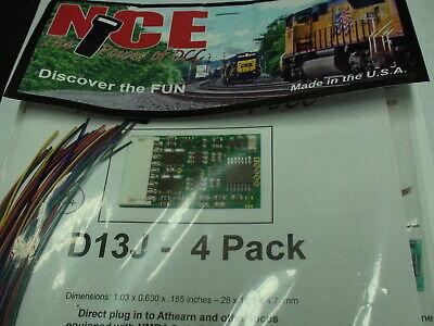 NCE 5240176 D13J DECODER 10 PACK