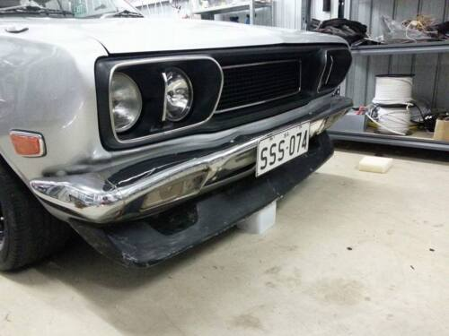 610 SSS Coupe Front Chin Spoiler JDM FREE POSTAGE Datsun 180b