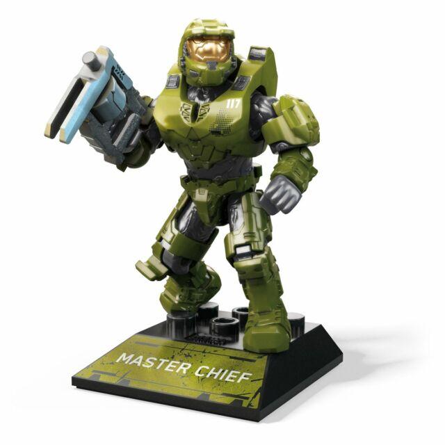 NEW 2021 Mega Construx Halo Heroes Series 14 Master Chief