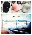 Kpop BTS Hat Japan 2nd Album YOUTH Hip Hop Cap Unisex Snapback Adjustable Jimin