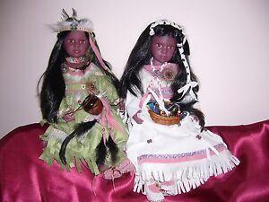 Corps de poupée indienne en vinyle-presque 60 cm-nouvelle-collection-prix à l'unité-