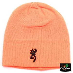 9942f22b6ef93 ... promo code for image is loading browning kenai beanie knit skull cap  hat blaze bc1a4 ba29d