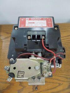 Square D 8903L040 4 Pole Lighting Contactor 600V Coil 120VAC