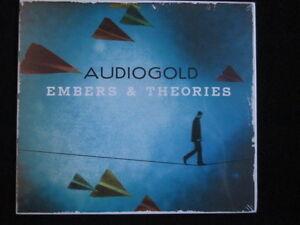 Audiogold-Embers-amp-Theories-CD-Digipack-NEU-amp-OVP