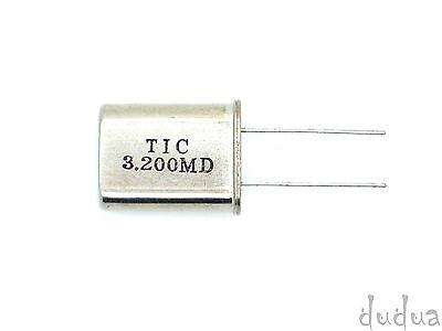 1x TIC Quarzoszillator 3.200MD (MHz,Quarz,Schwingquarz,Schwing,Oszillator)Q57