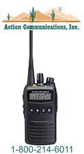 VERTEX/STANDARD VX-454, UHF, 400-470 MHZ, 5 WATT, 512 CHANNEL, TWO WAY RADIO