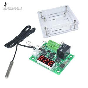 DC-12V-Digital-W1209-Thermostat-Temperature-Controller-Switch-Sensor-Module-Case