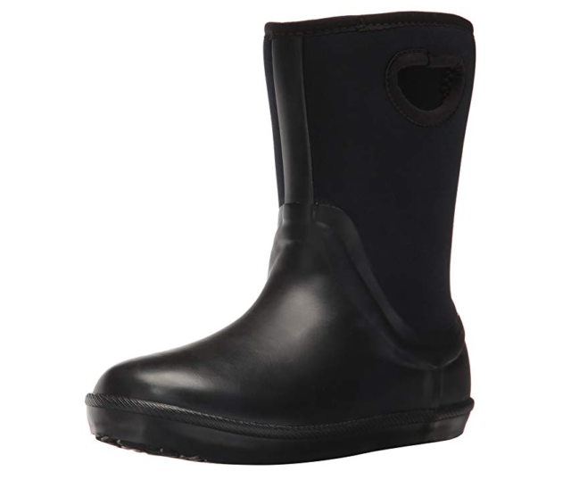 be9c1e7ff75 UGG Kids K Kex Rain Boot Black 2-4 M US Little Kid for sale online