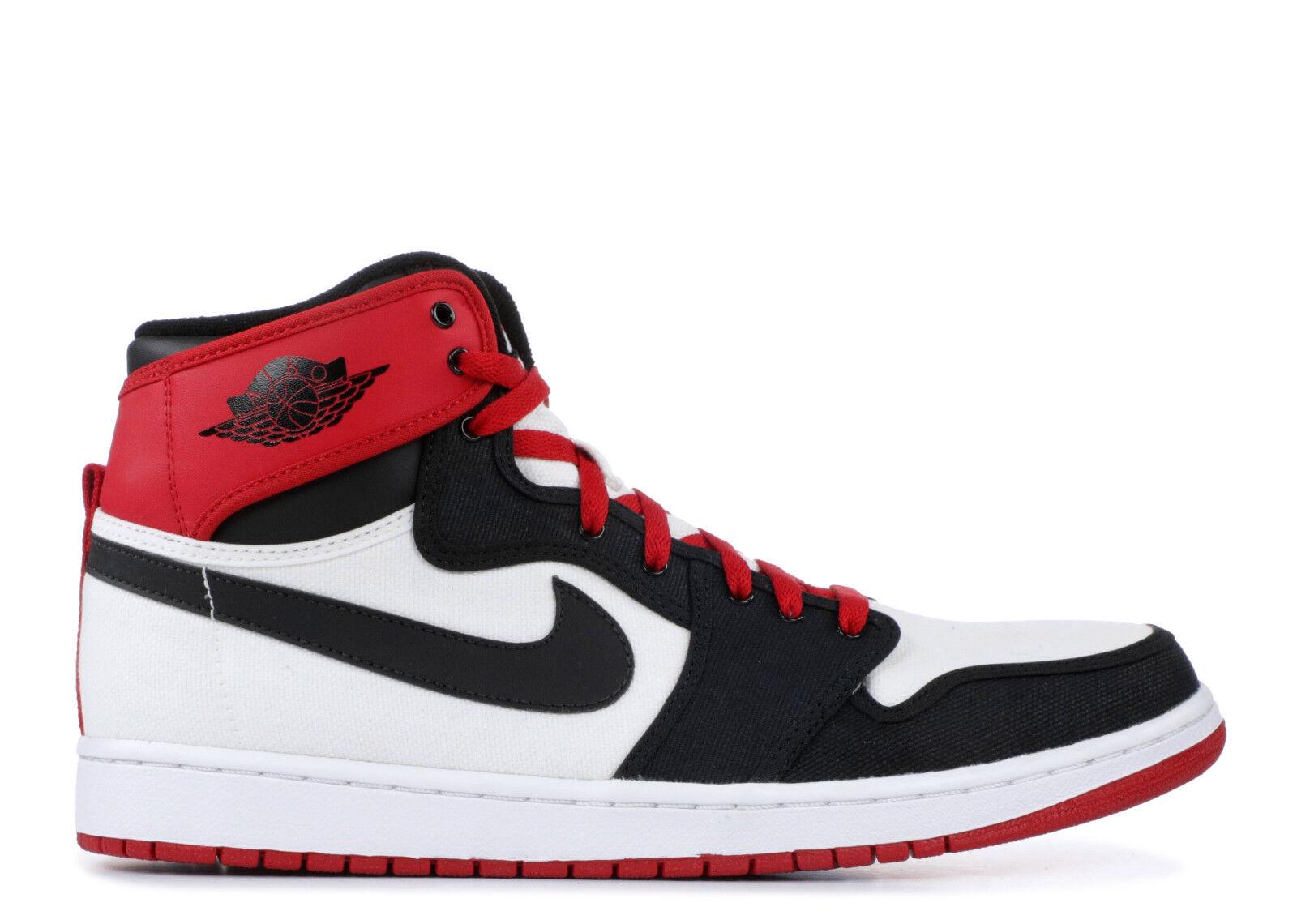 Nike Nike Nike air jordan 1 retro - hohe schwarze der größe 10.402297-110 gezüchtet, og royal 93eebd