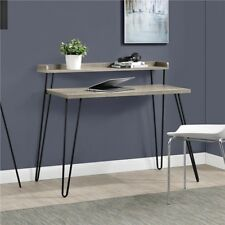office wooden table. Contemporary Office Item 1 Small Computer Writing Office Desk Table Rustic Wood WMetal  Frame NEW Small  Inside Wooden